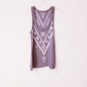 American eagle tribal design tank